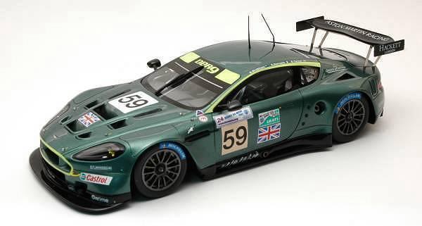 Aston martin dbr 9   59 - 2005 24 modell spark - modell