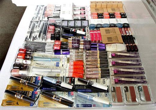100 Wholesale Joblot Makeup Items L'Oreal Revlon Rimmel New Make Up Cosmetics