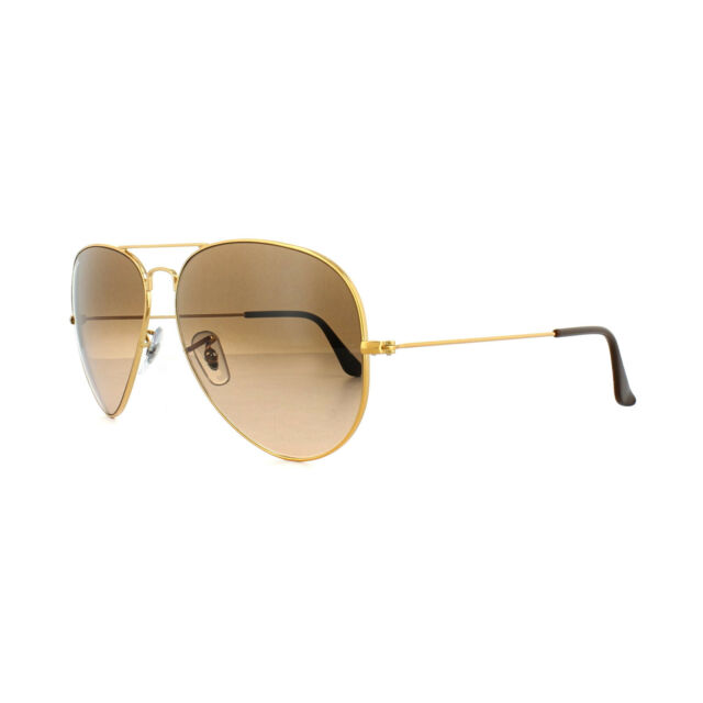 Ray Aviator Large Rb3026 62 Sunglasses 9001a5 Ban Bronzorame Metal fgb7y6