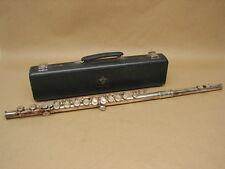 Vintage Buffet Crampon Paris 228 Flute Copper W/ Case
