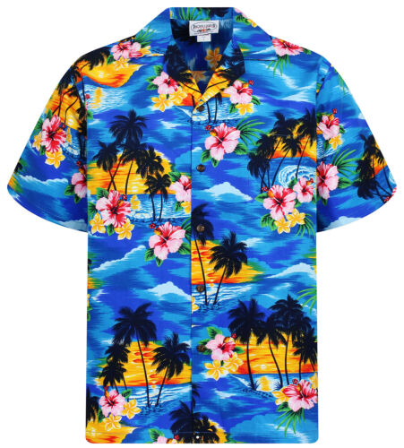 PLA Original supplémentaires Hawaii Chemise Hawaïenne Fête Aloha