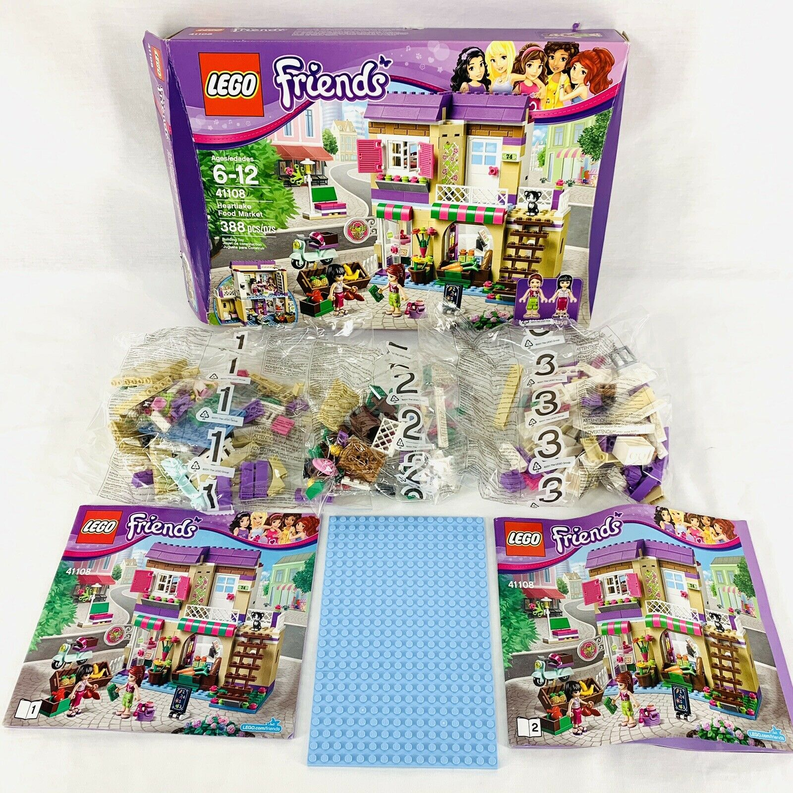 41108 FRND131 R1172 LEGO Friends Mini Figure Maya