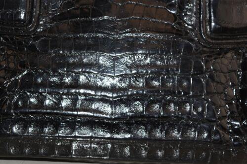 Neuf Main Grand À Noir Gonzalez Nancy Crocodile Sac r0Brw