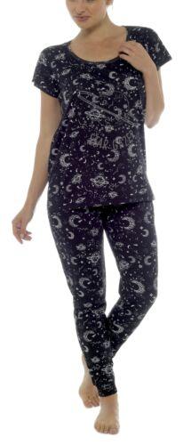 Follow That Dream Ladies Stargazer Printed Pyjama
