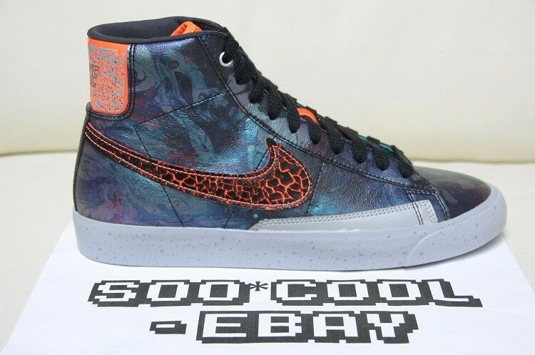 Nike Blazer Mid PRM QS Raygun ✳️ Area 72 All-Star Game Galaxy 100% DS ✳️