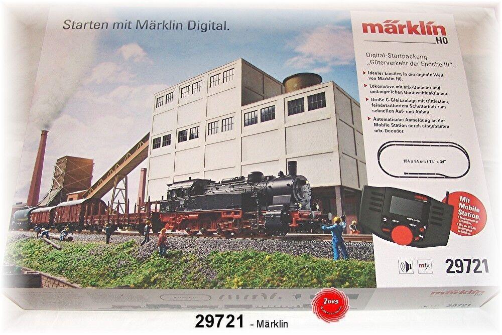 Märklin 29721 Set di Partenza Digitale