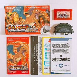 Pokemon-Fire-Red-Pocket-Monsters-Wireless-Game-Boy-Advance-GBA-Nintendo-Japan