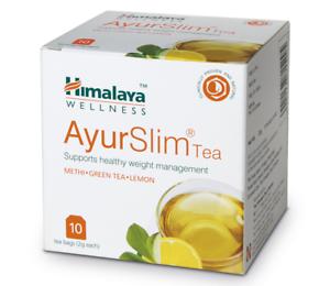 Details About Himalaya Wellness Ayurslim Tea Healthy Weight Management 10x2g Tea Bags