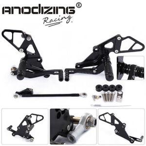 CNC-Aluminum-Rearset-Rear-Set-Footrest-Peg-Pedal-For-YAMAHA-MT07-FZ07-2014-2017
