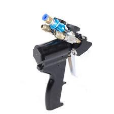 35mpa Pneumatic Polyurethane Polyurea Pu Foam Spray Gun P2 Air Purge Spray Gun