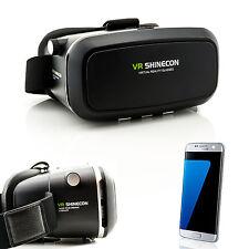 3D Brille VR Virtual Reality für Samsung Galaxy S5 S6 S7 Edge S8 Neo Videobrille