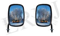 Land Rover Series 2 / 2a & Series 3 Exterior Mirror Head 7x 5'' And Arm 7 Set