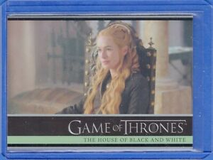2016 Rittenhouse Game of Thrones Season 5  Card #6 The House of Black and White