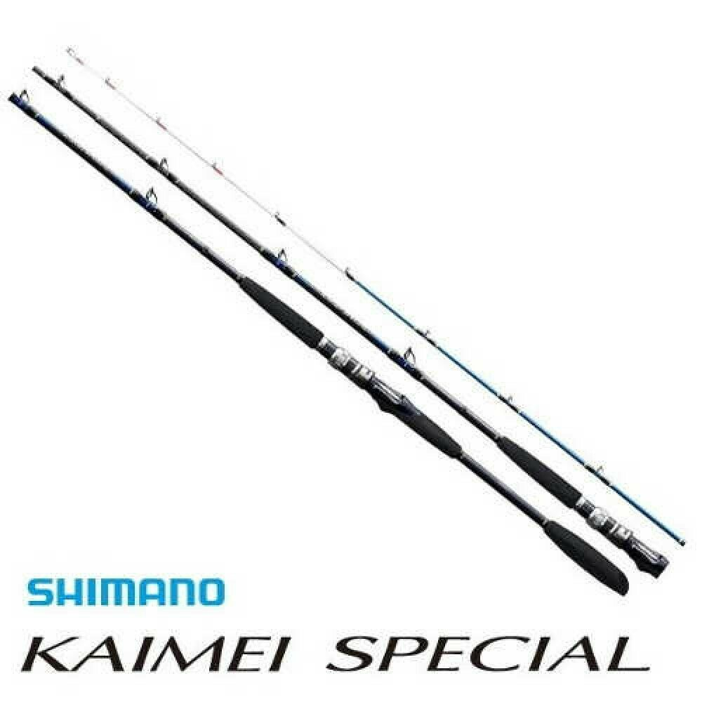 SHIMANO 80-270 Saltwater Fishing Rod KAIMEI SPECIAL 8.86ft Fast Ship Japan EMS
