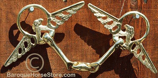 Victoriano Completo mejilla Eagle comfert  Mouth Bridón Caballo poco Plata Alemana 5 3 4   precios bajos