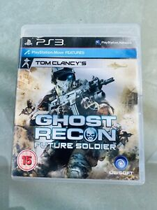 Sony-PlayStation-3-PS3-GAME-Tom-Clancys-Ghost-Recon-Future-Soldier-complet