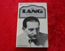 FRITZ LANG  Heyne Filmbibliothek Nr. 32 Erstausgabe