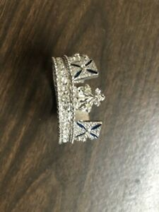 Crown-with-Rhinestones-by-Madame-Alexander-New-Our-Only-One