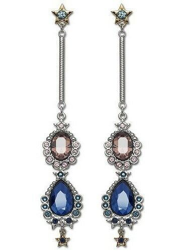 Swarovski Sonnet Pierced Earrings Crystal Jewelry - 1160574 - NIB