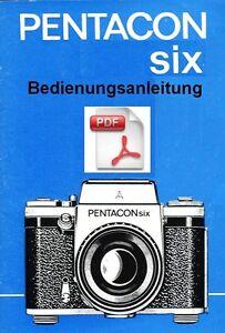 Bedienungsanleitung-Pentacon-six-TL-TTL-Prisma-Pentacon-Zubehoer-deutsch-PDF