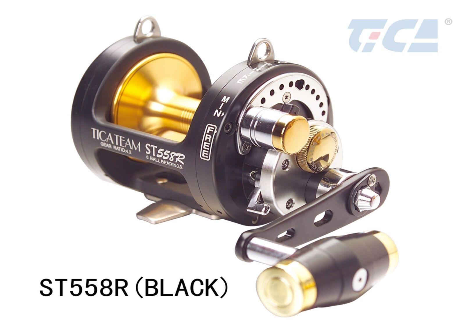 Tica Team st458r 6 + 2bb 4.2  1 DX coil
