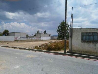 Se vende terreno plano en Cd. de Libres, Puebla