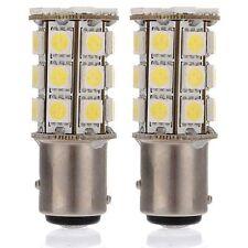2x LED 27 SMD 5050 1157 BAY15D BA15D Lampe Birne Bremslicht Rücklicht Standlicht
