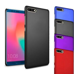 Pour-Huawei-Honor-10-Case-Ultra-Slim-Coque-Etui-Dur-Mince-Hybrid-Housse