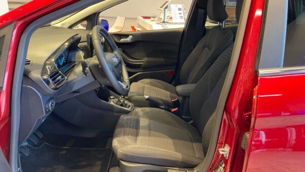 Ford Fiesta 1,5 TDCi 85 Titanium billede 7