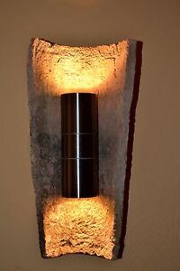 Led Wandleuchte Lampe Antik Landhaus Mediterran Bad Terrasse