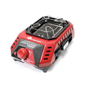 Mr Heater BuddyFlex Cooker designed for enjoyment in the workshop or campsite!