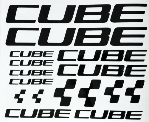Décor Set-Différentes Couleurs Pro Set possible-Convient pour Cube