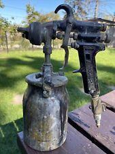 Binks Model 7 Spray Gun