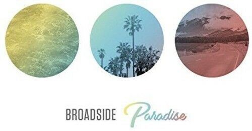 Broadside - Paradise [New CD]