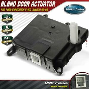 HVAC A/C Heater Blend Air Door Actuator for Ford Expedition