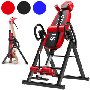 2019-Inversion-Therapy-Table-Back-Pain-Locking-Inverter-Machine-With-Backrest-CA