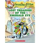 Lost Treasure of the Emerald Eye by Geronimo Stilton (Hardback, 2004)