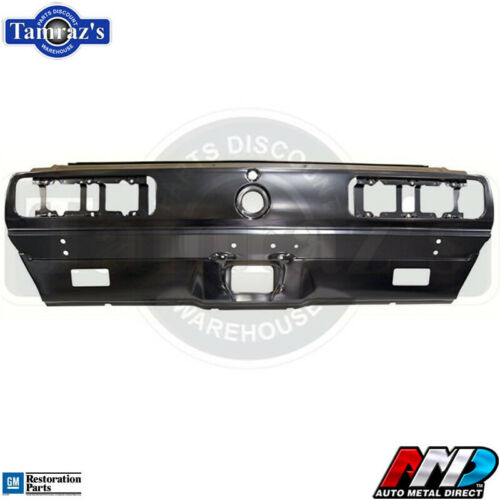 NEW TOOLING 67-68 Camaro RS Rally Sport Rear Body Tail Light Panel  AMD
