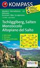 Tschögglberg - Salten /Monzoccolo - Altopiano del Salto (2015, Mappe)