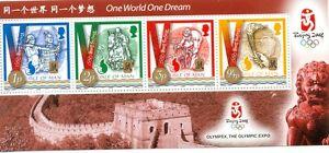 Isle-of-Man-Olympic-Games-min-sheet-overprint-Beijing-2008-mnh