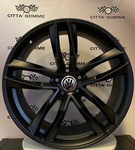Cerchi-in-lega-Volkswagen-Golf-5-6-7-Passat-Tiguan-T-roc-18-034-NUOVI-SUPER-TOP-PSW