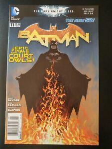BATMAN-11-2012-New-52-DC-Comics-FN-Comic-Book