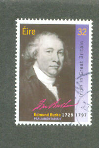Irlande-edmund Burke (politicien) 925-1994 - Fine Used-an)925-1994-fine Usedfr-fr Afficher Le Titre D'origine