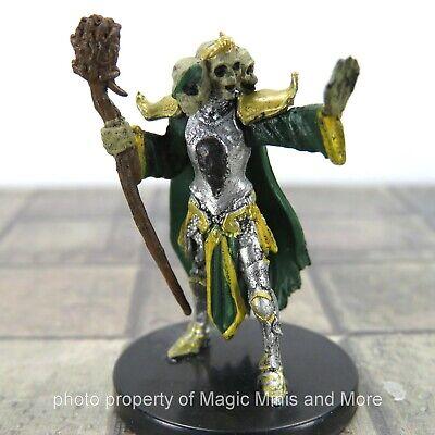 Skull Lord Volo /& Mordenkainen/'s Foes #21A D/&D Miniature