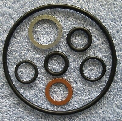 Crush Washer Seal Kit SM6-SE6 1330 RT /& F3 All BajaRon/'s Can-Am Spyder O-Ring
