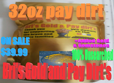 BUY GOLD-3oz-Paydirt Concentrate-gold pan-18k-20k-22k-Gold-buy gold-Bri/'s-sluice