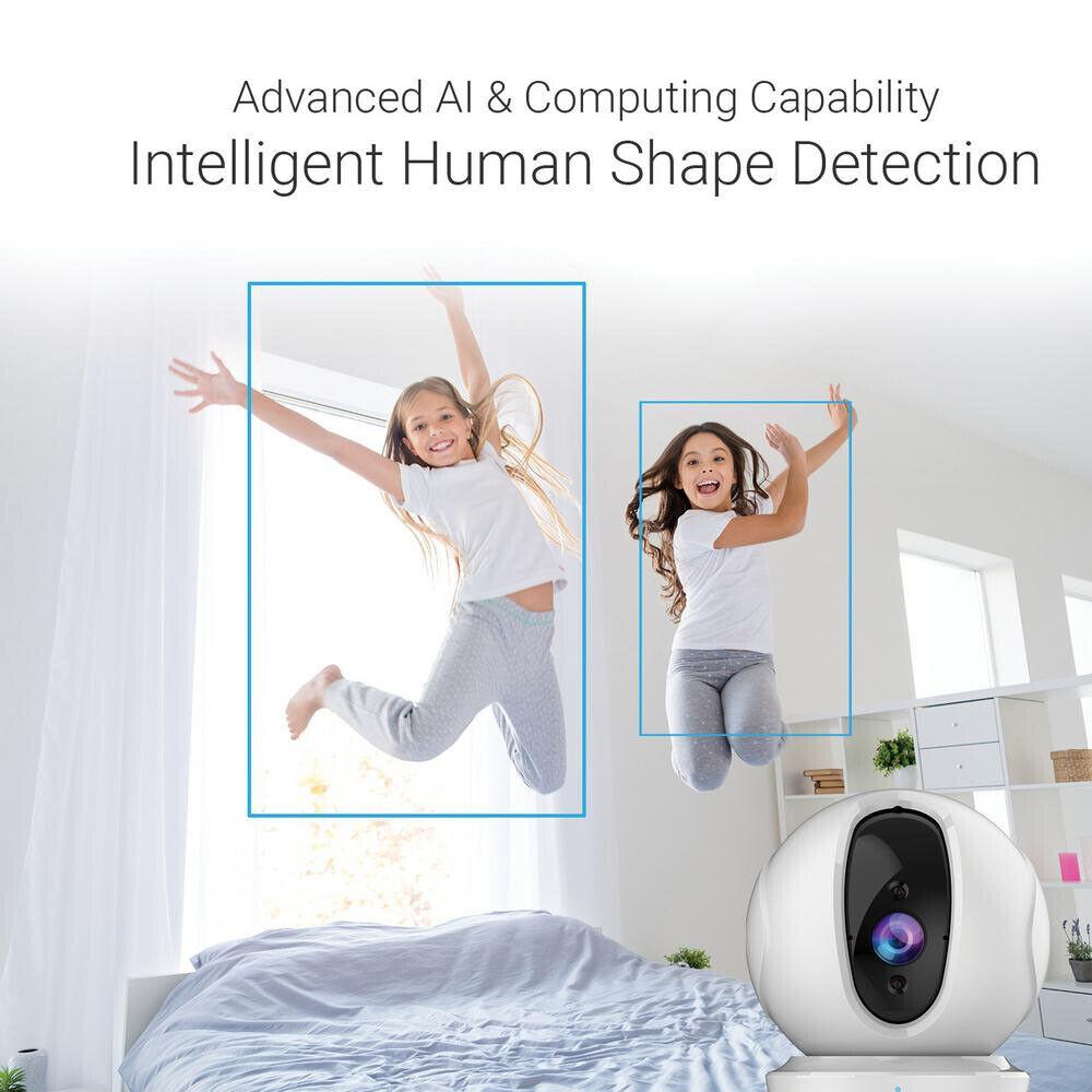 EZVIZ C6CN Pro 1080p Smart Home Camera with Motorized Pan & Tilt  | eBay