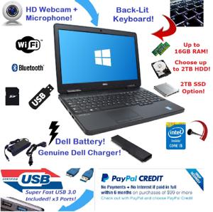 Dell-15-6-034-Business-Laptop-5th-Gen-Core-i5-Webcam-16GB-RAM-2TB-SSD-WiFi-HDMI