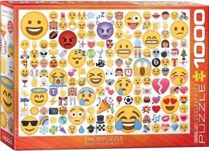 Eurographics Puzzle 1000 Piece - Emojipuzzle EG60000816 Jigsaw Puzzle