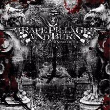 Rape Pillage and Burn - Mcd - Dismember member David Cabeza  Satyricon Death